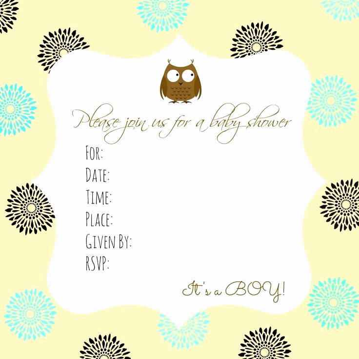 drop in baby shower invitation wording