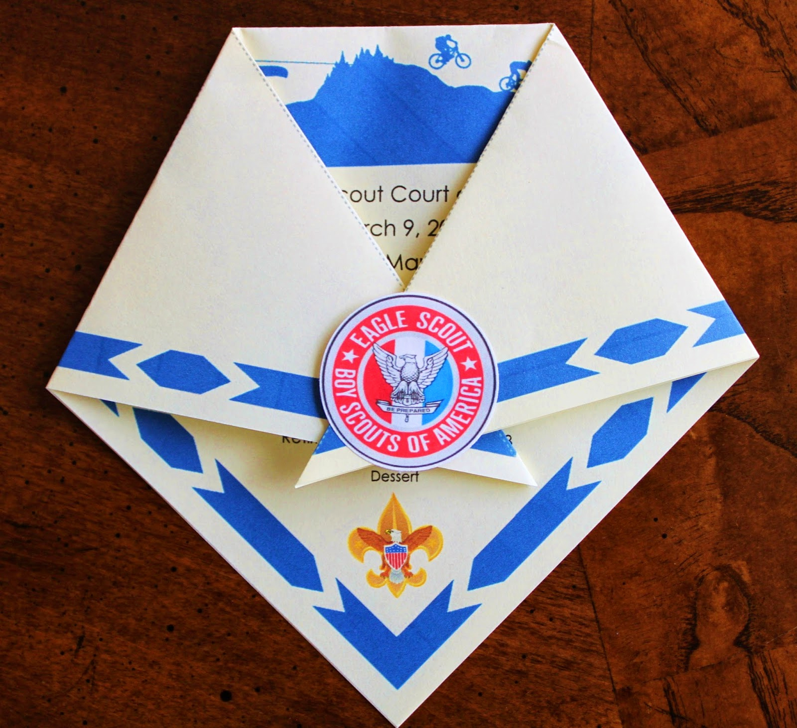 Eagle Scout Invitation Ideas Luxury Akela S Council Cub Scout Leader Training Eagle Scout