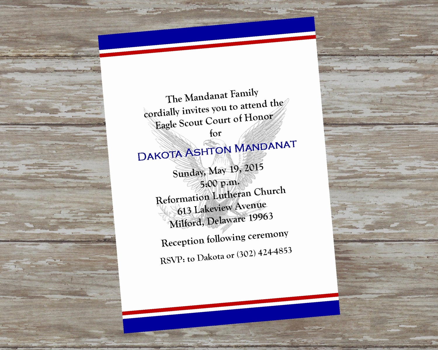 Eagle Scout Invitation Wording Awesome Eagle Scout Court Of Honor Invitations by Itsallaboutthecards