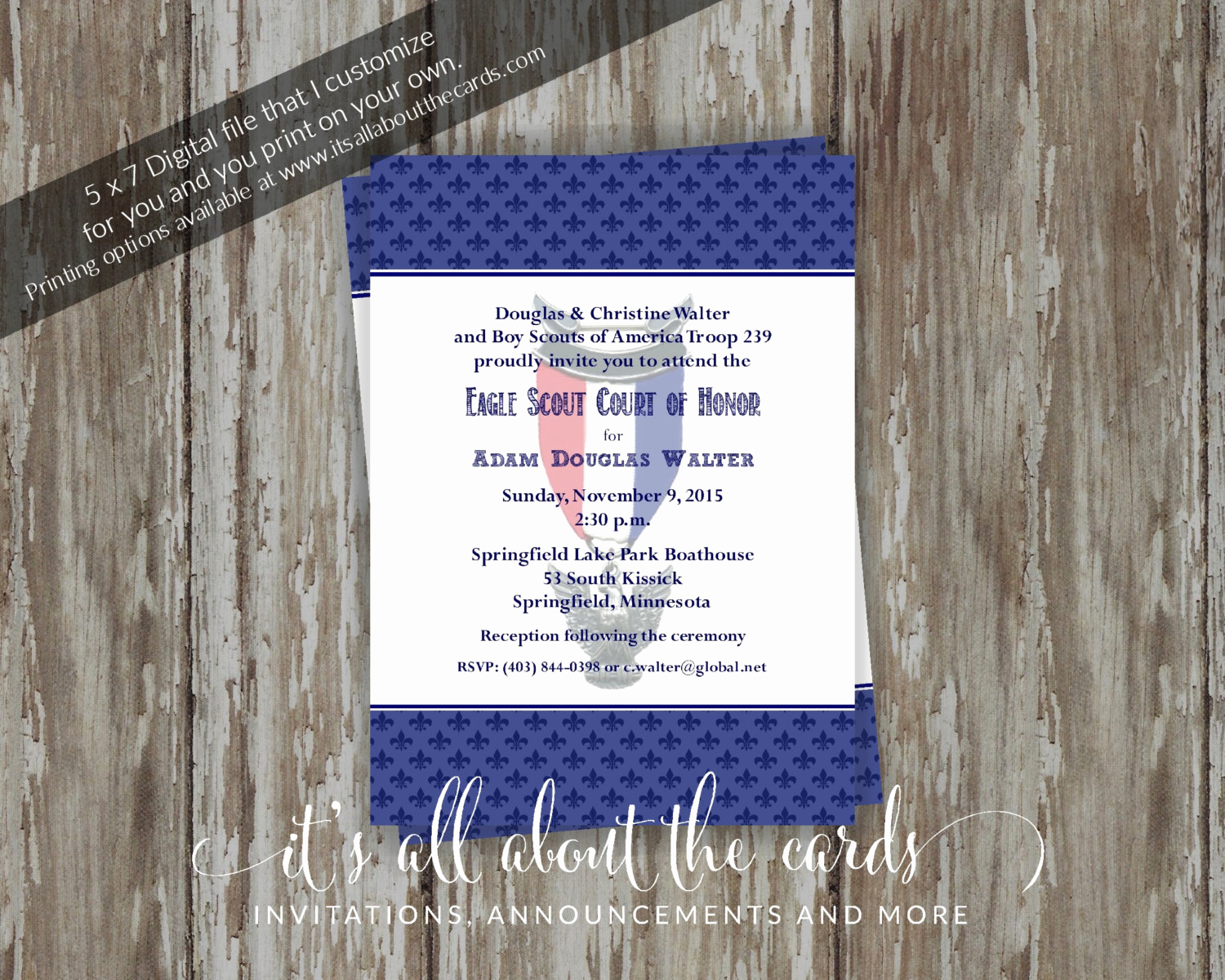 Eagle Scout Invitation Wording Elegant Eagle Scout Court Of Honor Invitations Proud White