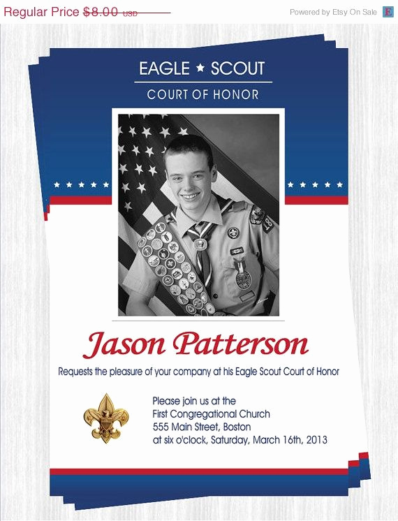 Eagle Scout Invitation Wording New 126 Best Images About Eagle Scout Invites On Pinterest