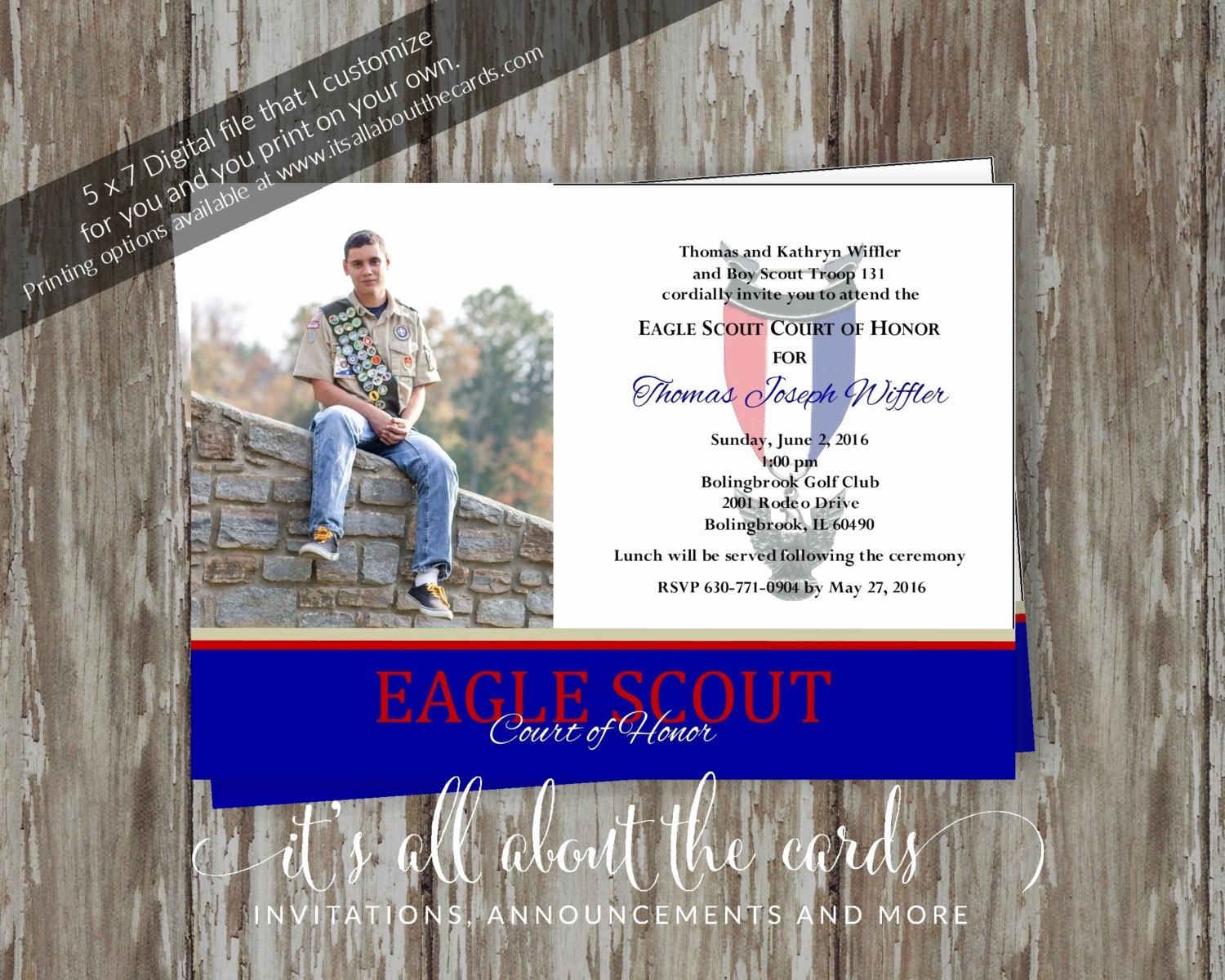 Eagle Scout Invitation Wording Unique Eagle Scout Court Of Honor Invitation Mitment Photo