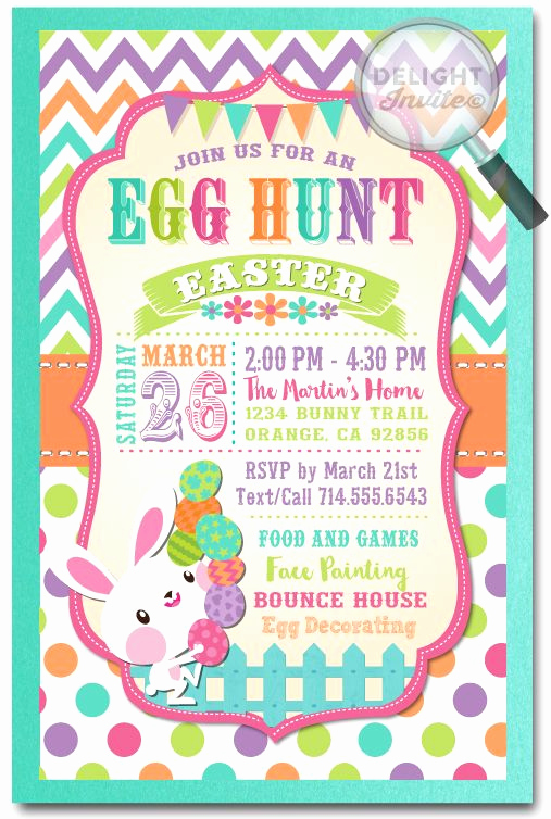 Easter Egg Hunt Invitation Beautiful Best 25 Easter Invitations Ideas On Pinterest