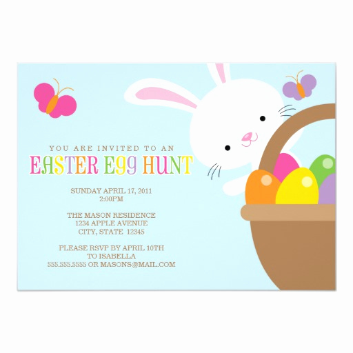 Easter Egg Hunt Invitation Fresh Easter Egg Hunt Invitation