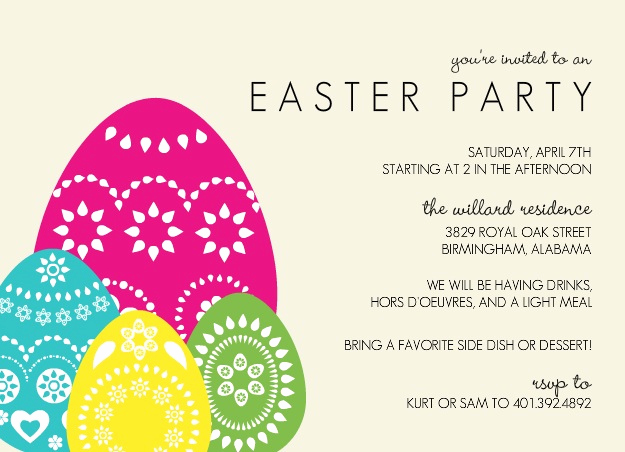 Easter Invitation Template Free Elegant Easter Egg Hunt Ideas 10 Steps to An Outstanding Easter