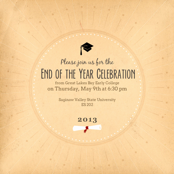 End Of Year Celebration Invitation Fresh End Of the Year Celebration Line Invitations & Cards by