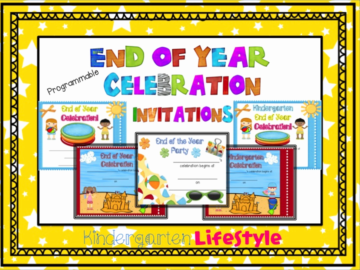 End Of Year Celebration Invitation Lovely Freebielicious End Of Year Celebration Invitations