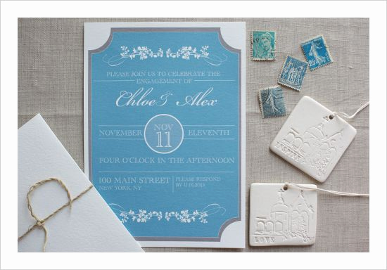 Engagement Party Invitation Templates Beautiful sophisticated Engagement Party Free Printable Invitation