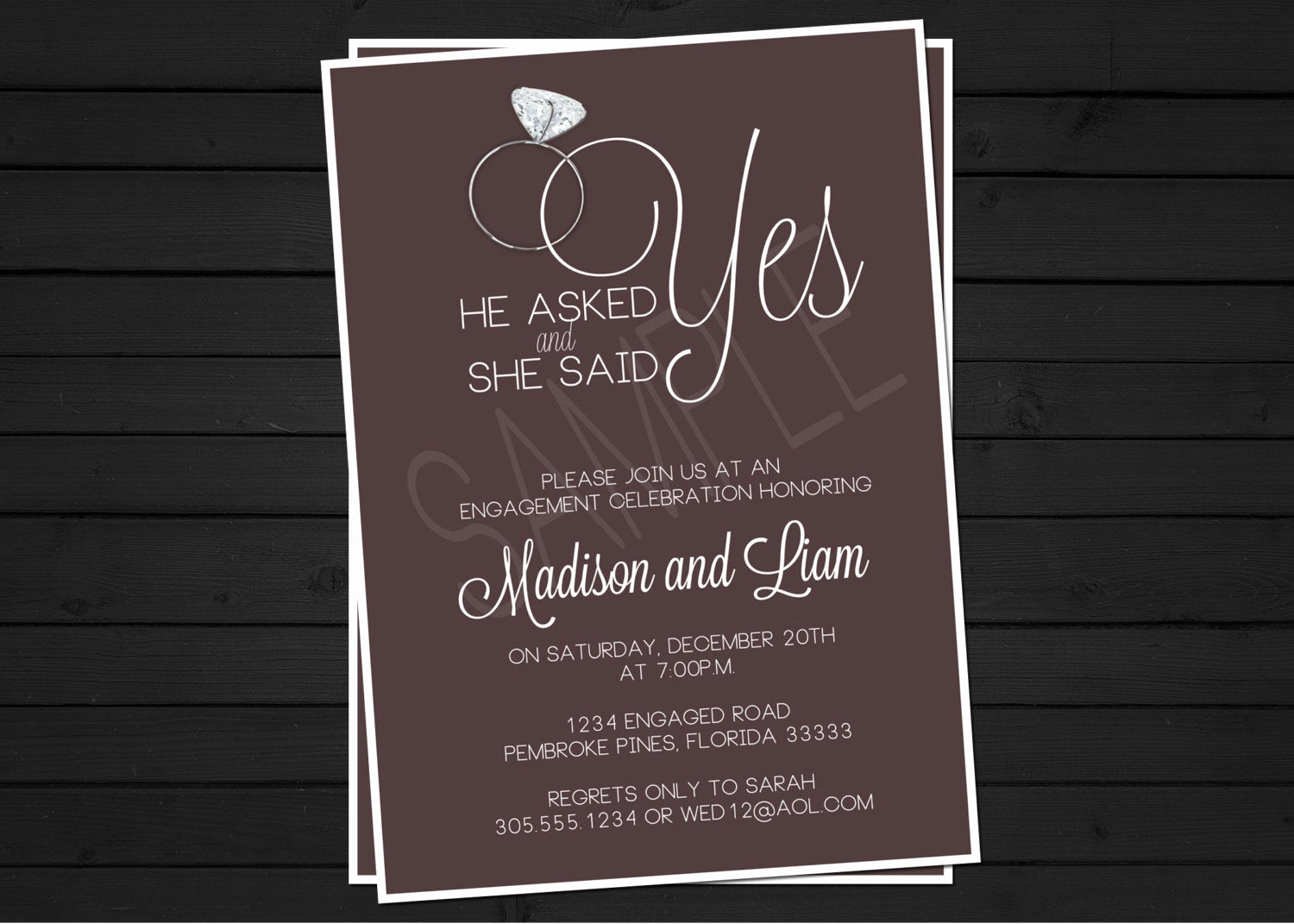 Engagement Party Invitation Templates Best Of Engagement Party Invitation Digital File by Shestutucutebtq