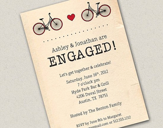 Engagement Party Invitation Templates Best Of Fun Engagement Party Invitation Wording