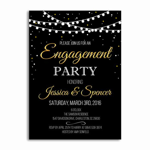 Engagement Party Invitation Templates Fresh Engagement Party Invitation Engagement Party Ideas Wedding