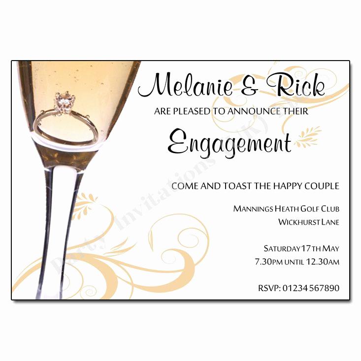 Engagement Party Invitation Templates Inspirational Best 25 Engagement Invitation Wording Ideas On Pinterest