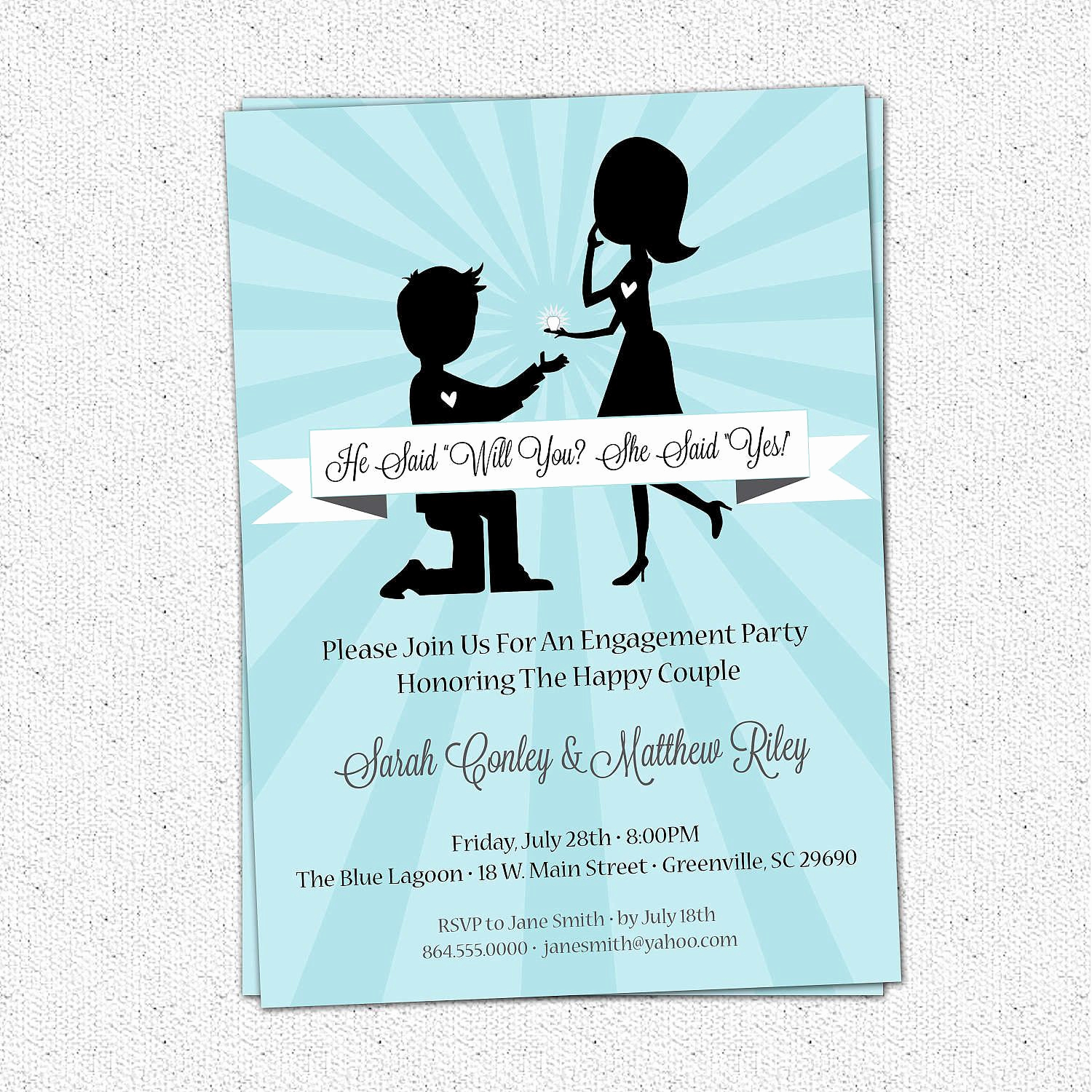 Engagement Party Invitation Templates Unique Engagement Party Invitation Templates