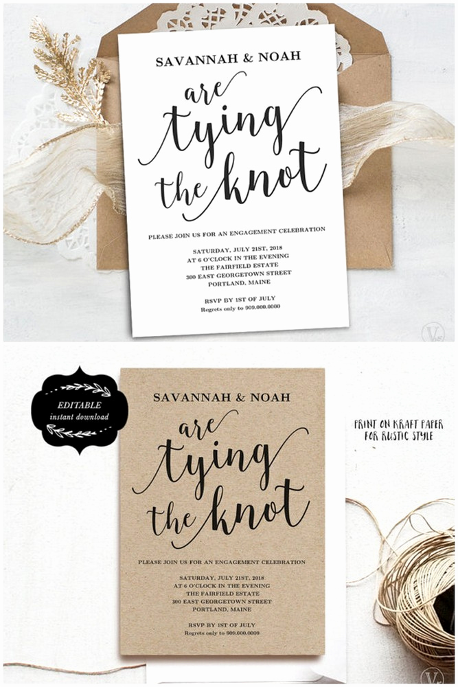 Engagment Party Invitation Wording Luxury 22 Engagement Party Invitations You Ll Want to Say Yes to