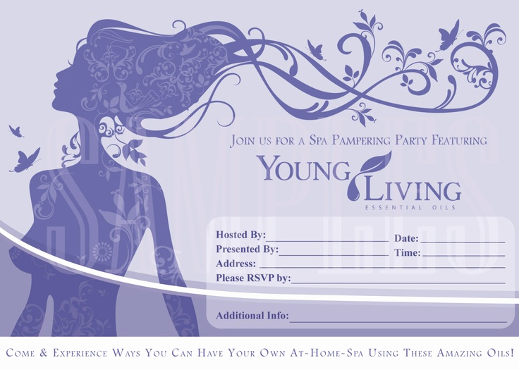 Essential Oils Class Invitation Best Of 17 Best Images About Young Living Party On Pinterest