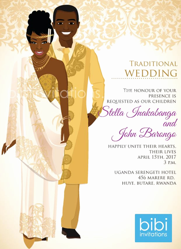Ethiopian Wedding Invitation Cards Fresh 7 Best East African Traditional Wedding Invitation Images
