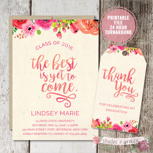 Example Of Birthday Invitation Awesome 55 Party Invitation Designs & Examples Psd Ai Eps