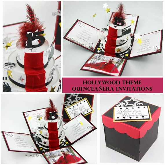 Exploding Box Invitation Kit Awesome 1000 Images About Idea for Invitations On Pinterest