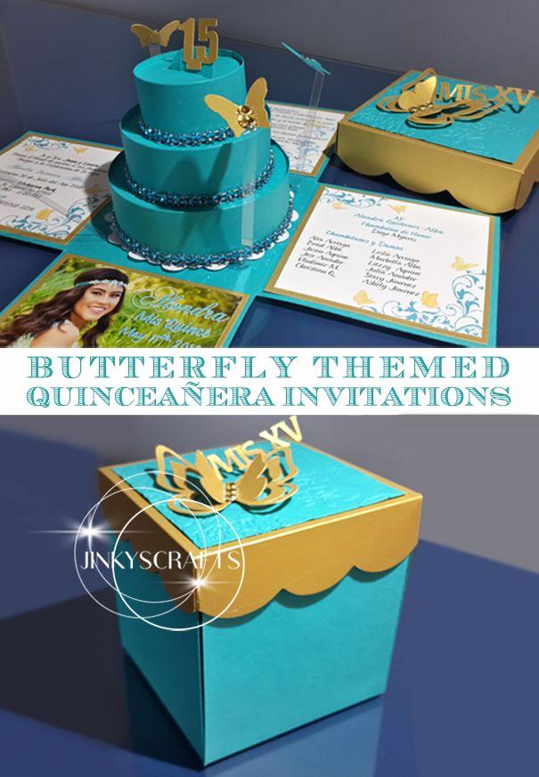 Exploding Box Invitation Kit Beautiful Best 25 Box Invitations Ideas On Pinterest