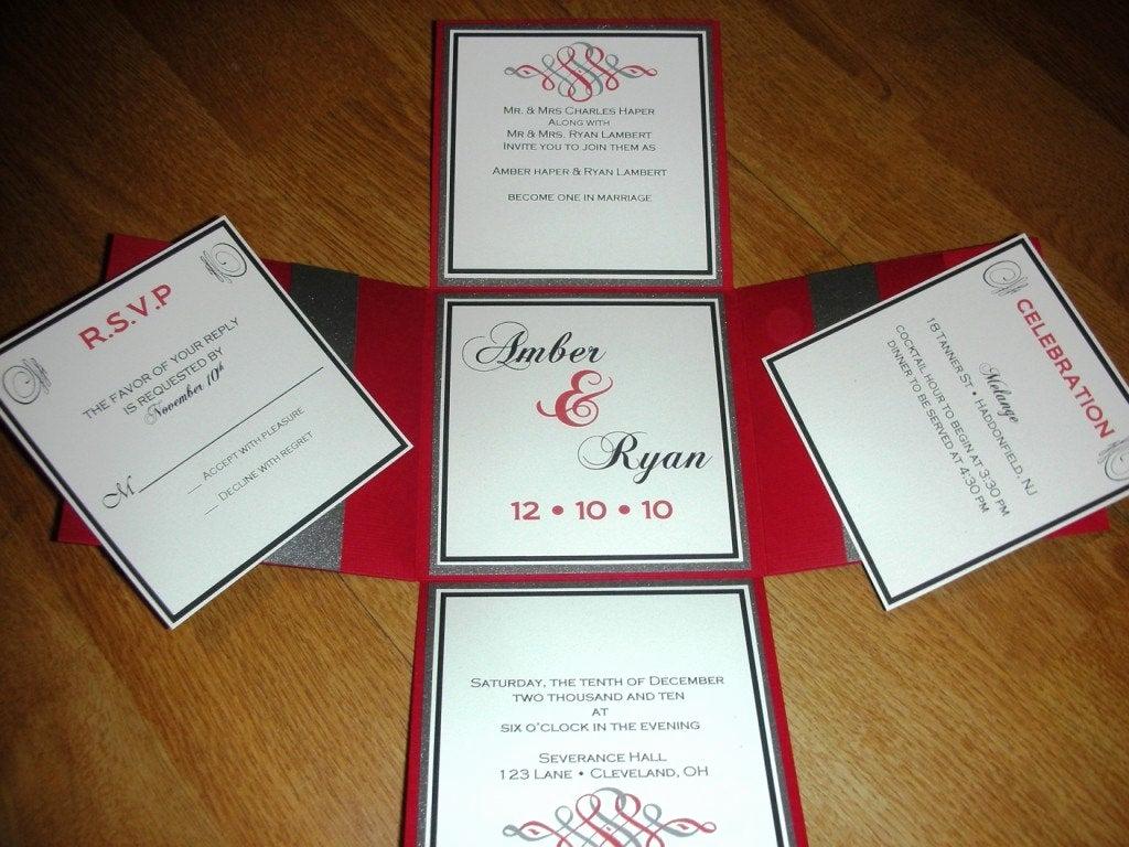 Exploding Box Invitation Kit Best Of Diy Exploding Box Invitation