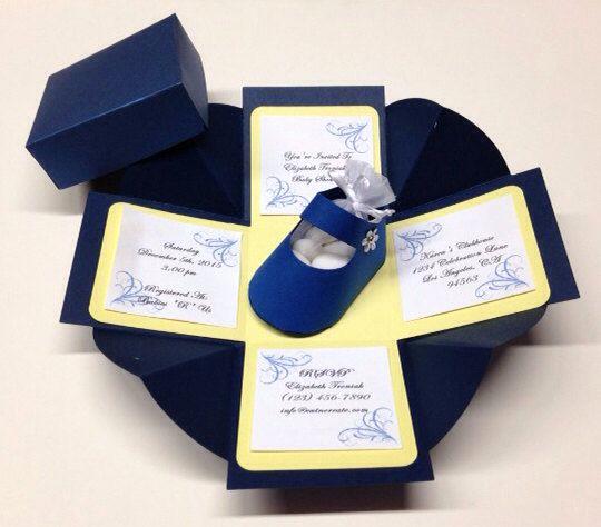 Exploding Box Invitation Kit Elegant Exploding Box Invitations Exploding Boxes Exploding Box