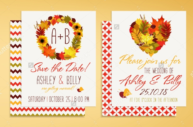 Fall Invitation Templates Free Beautiful 25 Bridal Shower Invitation Templates Word Psd Ai