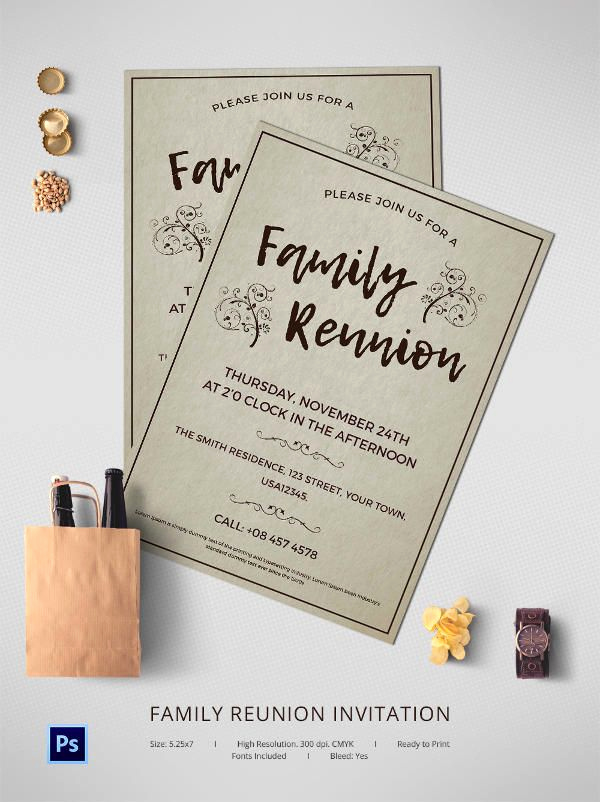 Family Reunion Invitation Ideas Awesome 25 Best Ideas About Family Reunion Invitations On