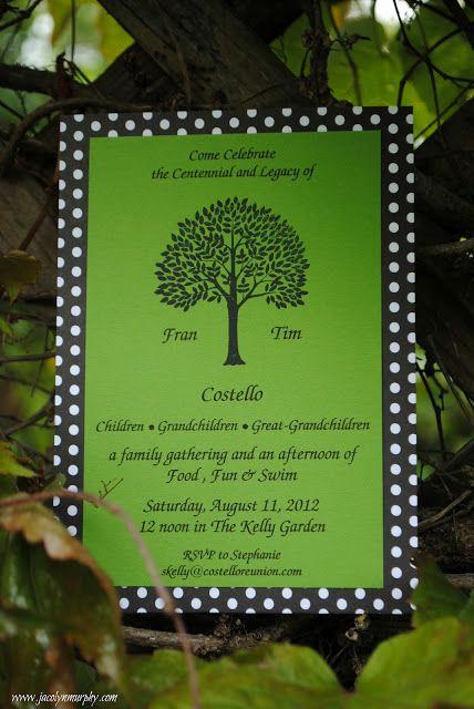 Family Reunion Invitation Ideas Beautiful 25 Best Ideas About Family Reunion Invitations On