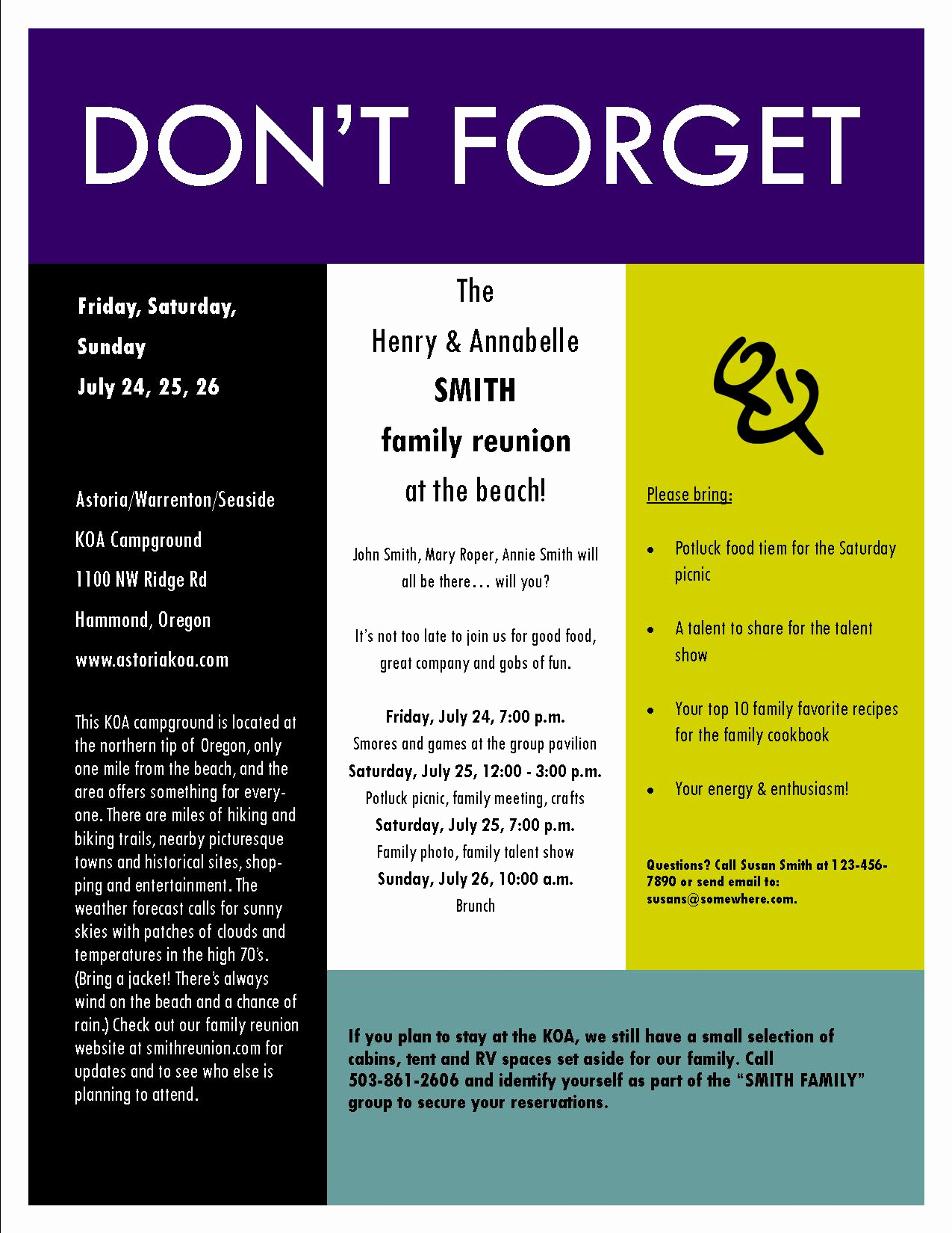 Family Reunion Invitation Letter Best Of Invitation Reminder Message Sample