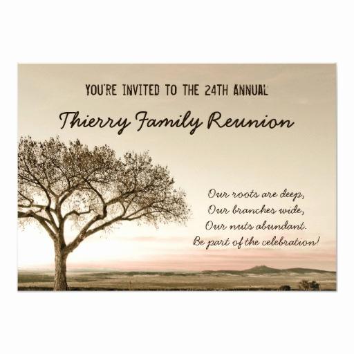 Family Reunion Invitation Sample Luxury High Country Family Reunion Invitation