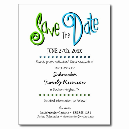 Family Reunion Invitation Templates Awesome 25 Best Ideas About Family Reunion Invitations On