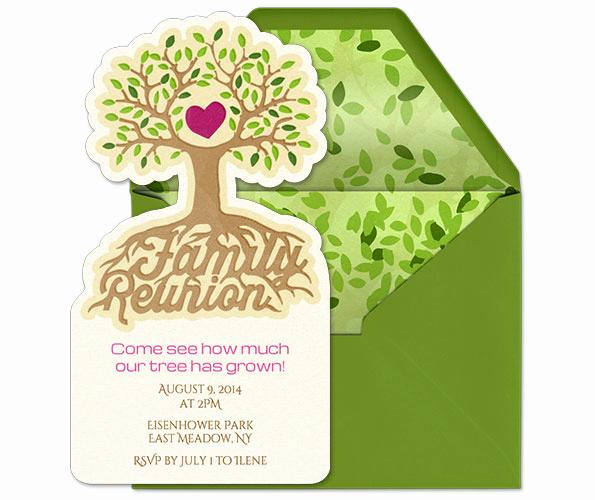 Family Reunion Invitation Wording Fresh Family Reunion Party Guide Evite