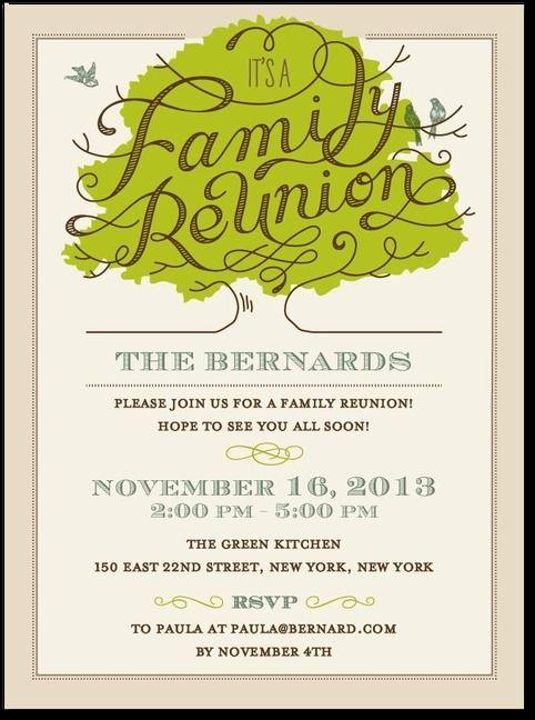 Family Reunion Invitation Wording Luxury 25 Best Family Reunion Invitations Ideas On Pinterest