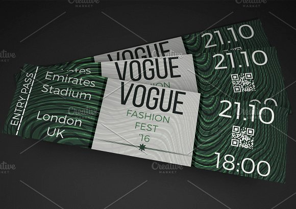 Fashion Show Invitation Template Best Of Fashion Show event Ticket Invitation Templates