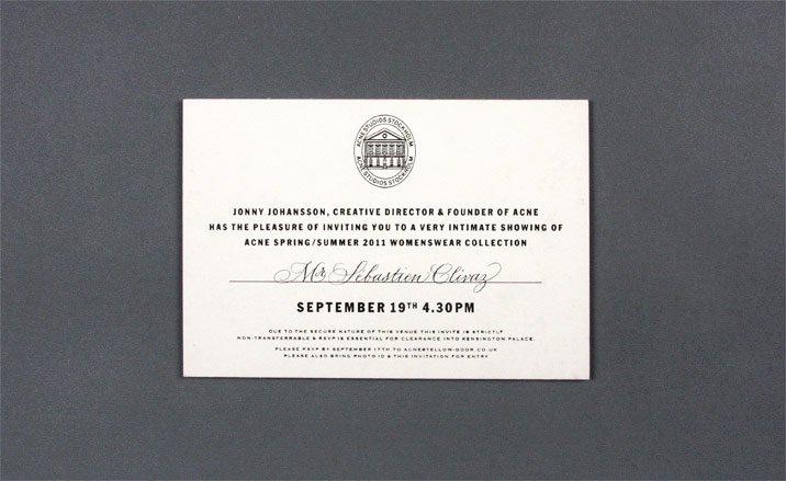 Fashion Show Invitation Template Best Of Fashion Show Invitation Card
