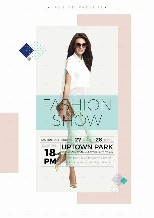 Fashion Show Invitation Template Best Of Pin by Piktochart On Awesome Ideas for Summer Design