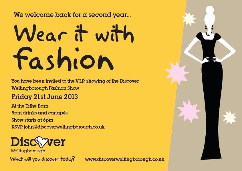 Fashion Show Invitation Template Elegant Fashion Show Invitations Example