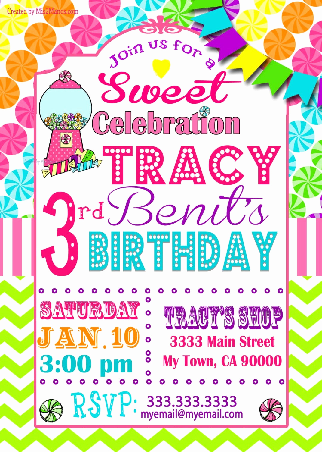 Father Daughter Dance Invitation Wording Best Of Daddy Daughter Dance Celebration Candyland Tickets Invitation