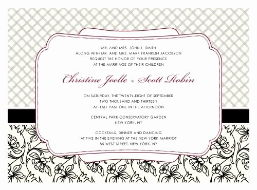 Father Daughter Dance Invitation Wording Lovely Wedding Invitation Wording Wedding Invitation Wording