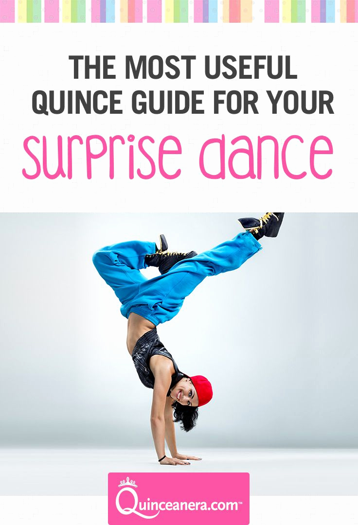 Father Daughter Dance Invitation Wording Unique the Most Useful Quinceañera Surprise Dance Guide