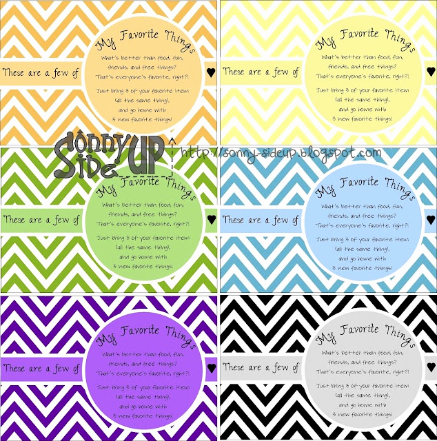 Favorite Things Party Invitation Awesome 118 Best Favorite Things Party Images On Pinterest