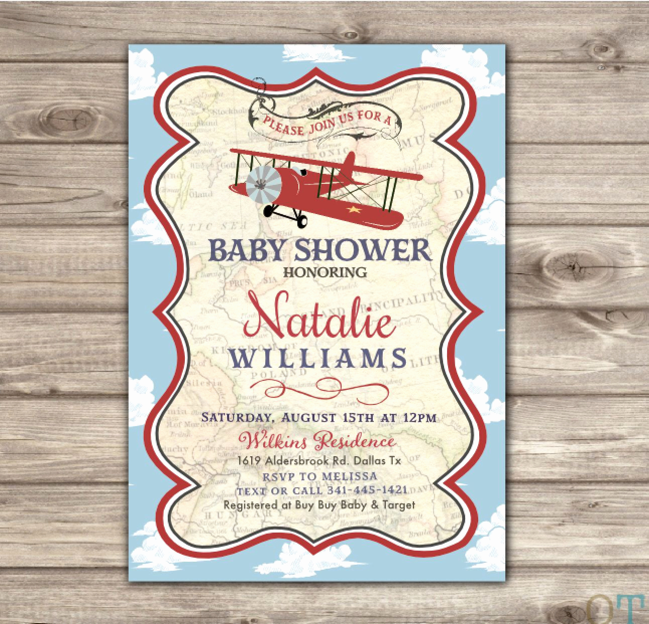 Favorite Things Party Invitation Template Beautiful A Personal Favorite From My Etsy Shop