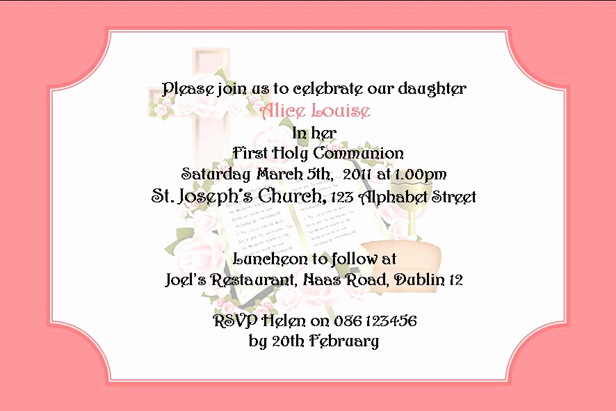 First Holy Communion Invitation Wordings Fresh Hershey Kisses for Dad Quotes Quotesgram