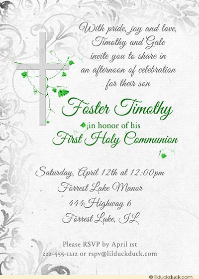 First Holy Communion Invitation Wordings Unique 74 Best Images About First Holy Munion Cards & event