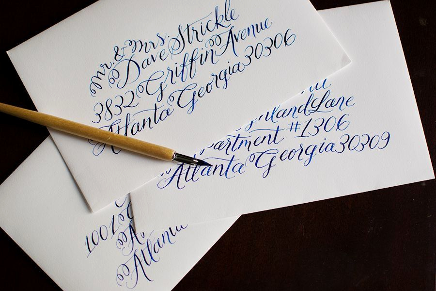 Fonts for Wedding Invitation Envelopes Unique Mr and Mrs Envelopes