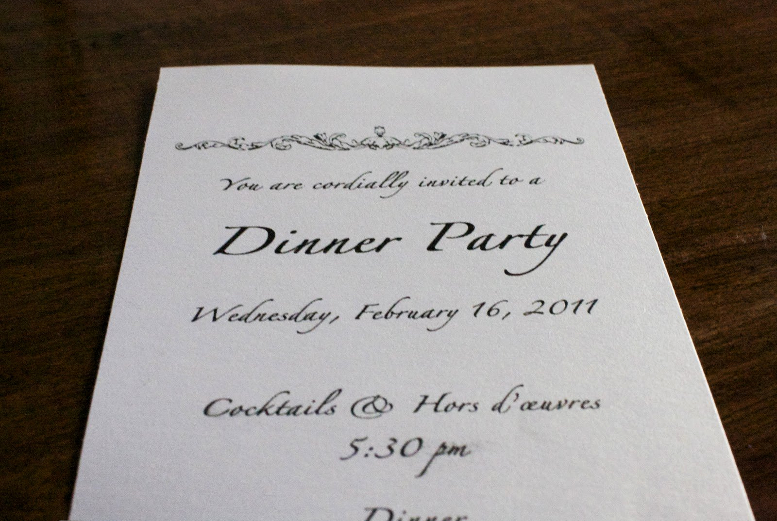 Formal Dinner Invitation Templates Awesome Dinner Party Invitation Text