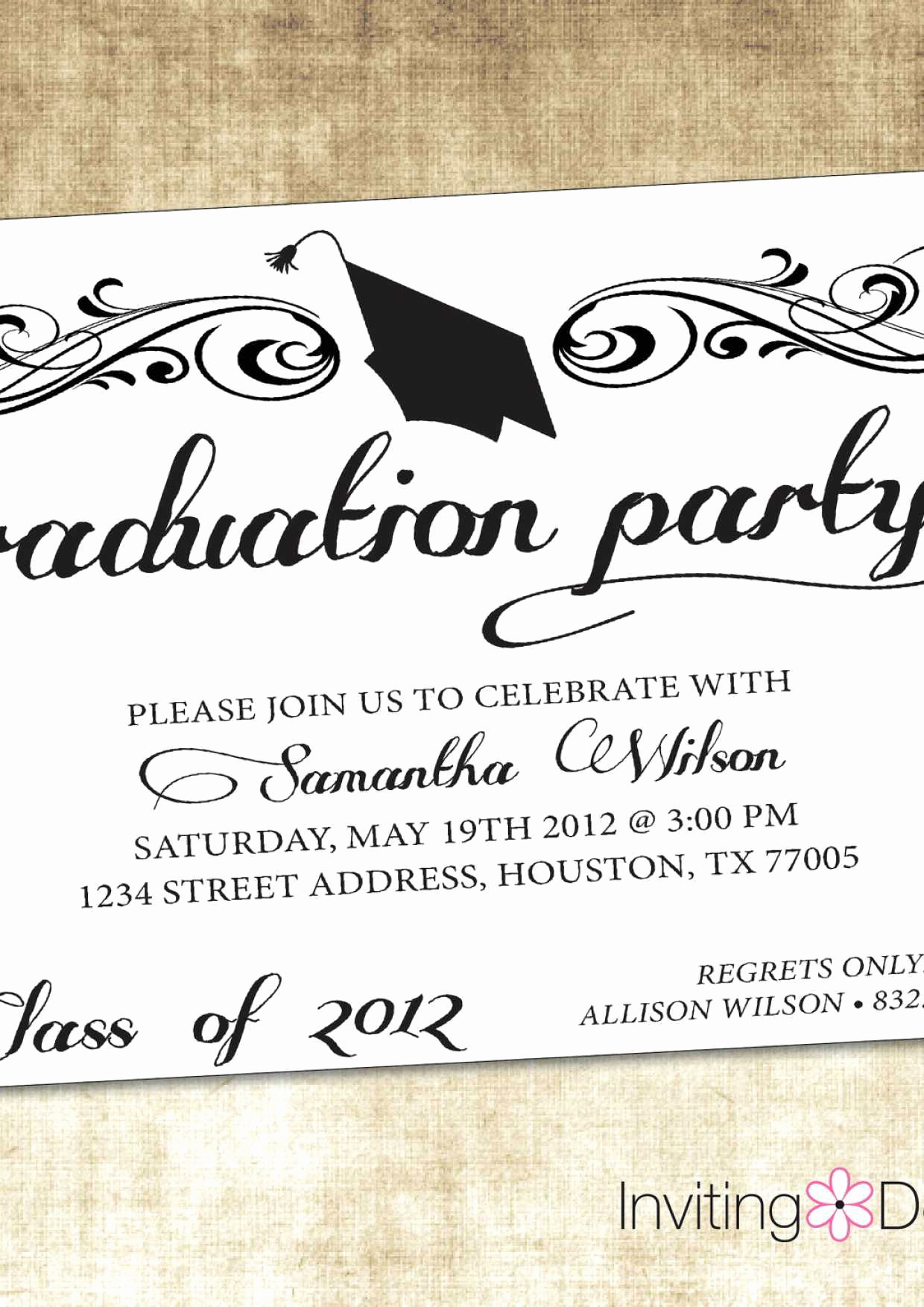 Formal Dinner Invitation Templates Awesome formal Dinner Invitation Sample Pics – formal Invitation