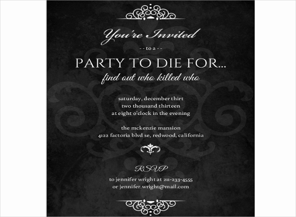 Formal Dinner Invitation Templates Best Of 34 Sample Invitation Templates Psd Ai