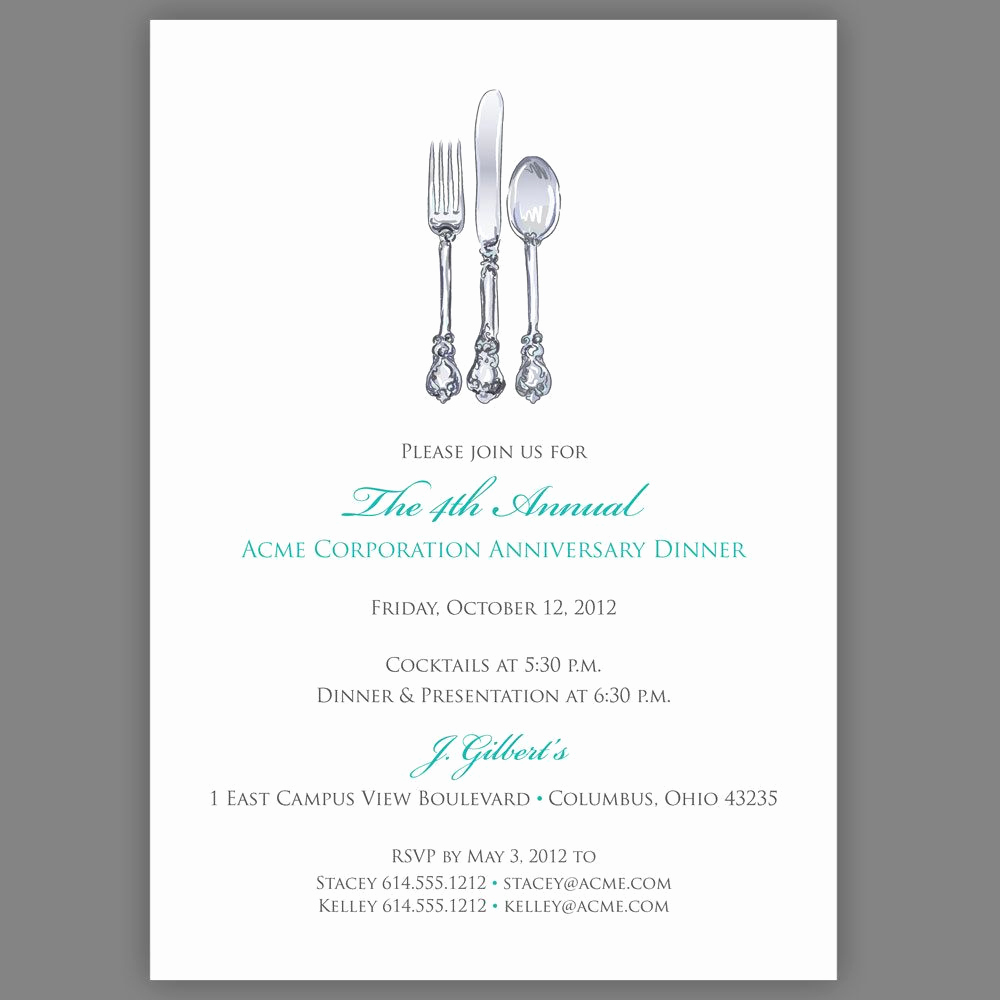 Formal Dinner Invitation Templates New Free Printable Dinner Invitation Templates