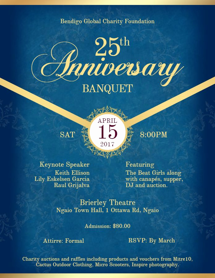 Formal Dinner Invitation Templates Unique Anniversary formal Banquet Dinner Invitation Flyer
